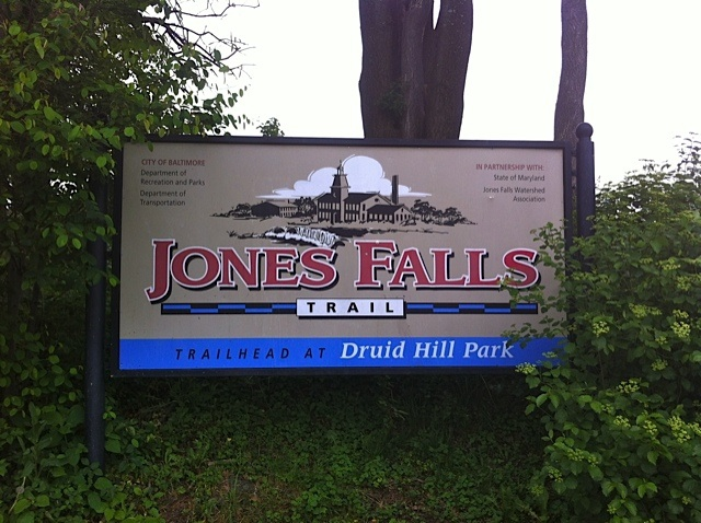 Jones Falls Trail