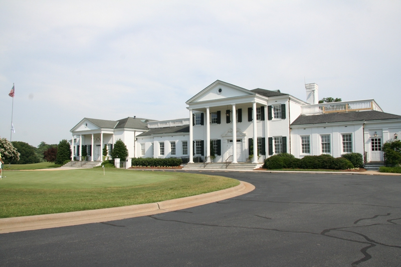 Starmount Neighborhood, Starmount Country Club, Greensboro, NC