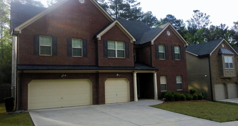 Atlanta House For Camp Creek