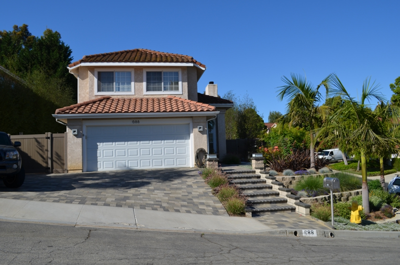 2 story Brock Hill homes in Ventura CA
