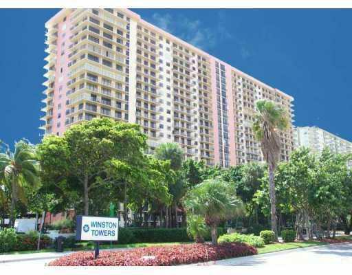 Winston Towers 600 Sunny Isles Beach SIB Realty 305-931-6931