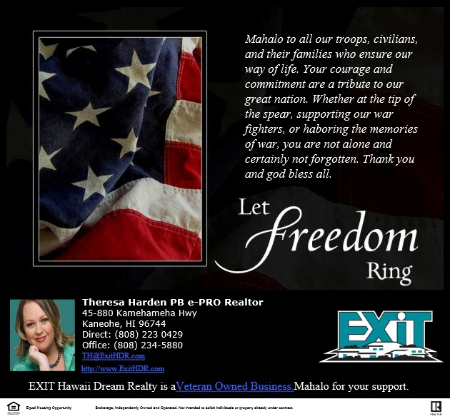 EXIT Hawaii Dream Realty