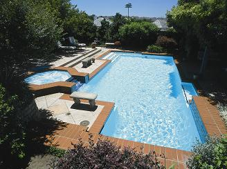 Swimming pool and spa builder thousand oaks ventura county for Pool design ventura