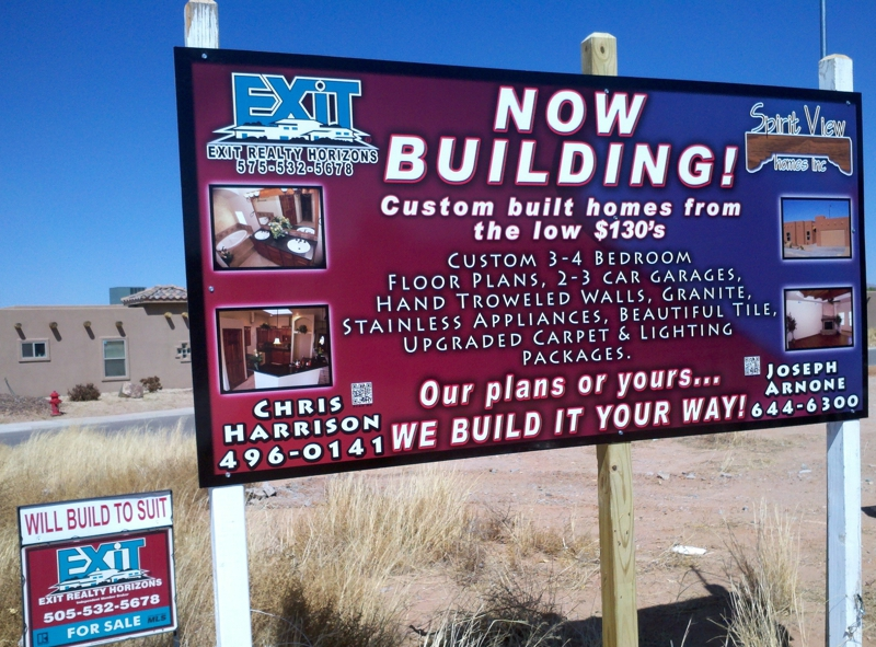 spirit View Homes, new homes in Las Cruces