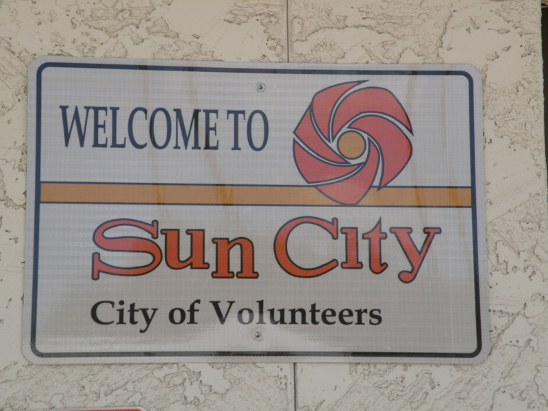 Welcome to Sun City