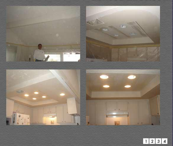 Get Rid Of The Popcorn Ceilings If You Are A Serious Seller