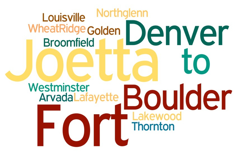 homes Denver to Boulder Arvada homes