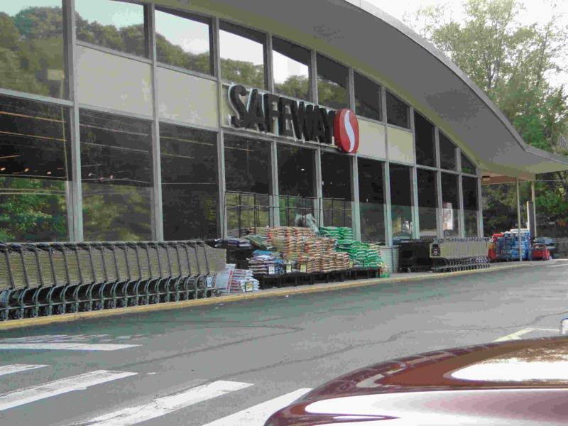 Safeway store