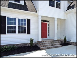 Front Door Trends What Colors Are Most Por For New Home