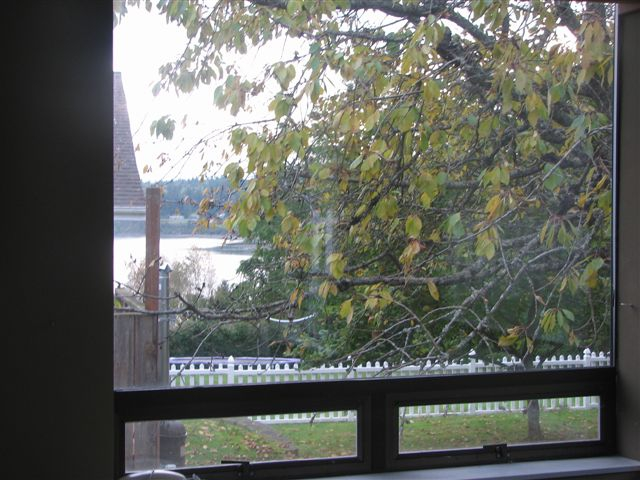 4 bedroom 2 bath Whidbey Island bunkhouse view