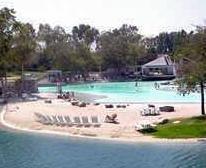 Woodbridge South lake lagoon