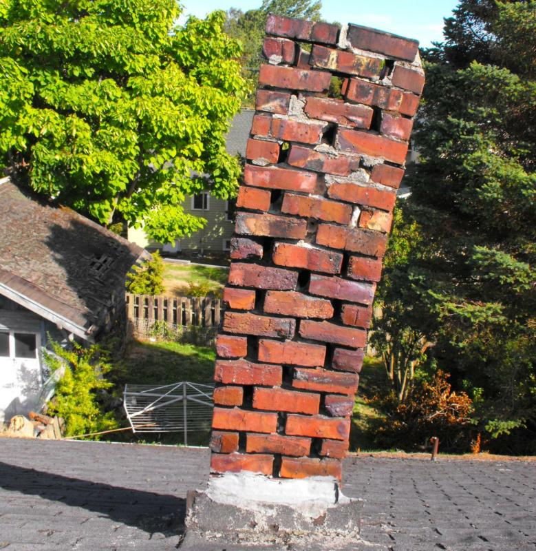 World's worst chimney