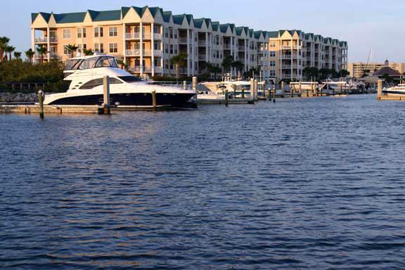 Harbour Village - The Only Condo Complex with Marina In