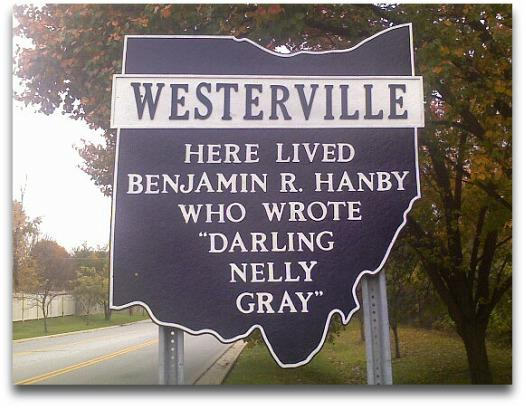 Westerville sign