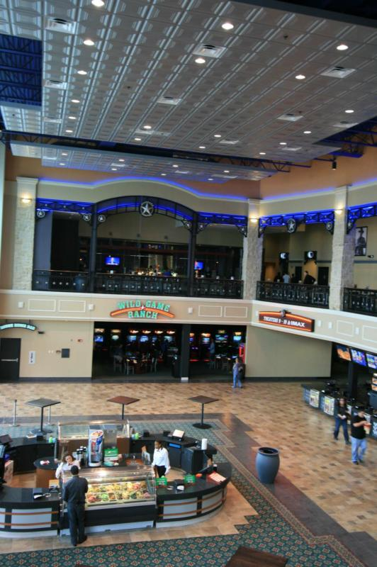 silverado 19 theatre with imax opens just to the south of