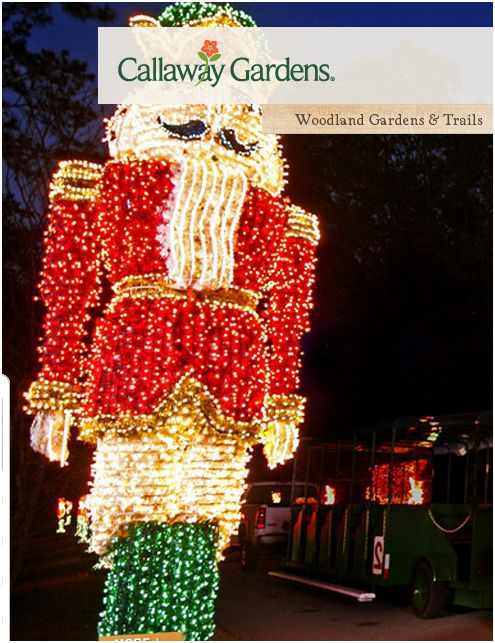December s season of celebrations sharing callaway - Callaway gardens festival of lights ...