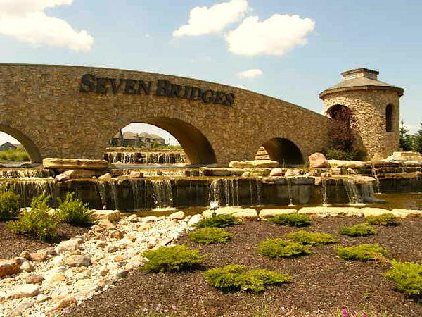 Seven Bridges in Platte City Missouri