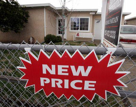 Home Price Reductions