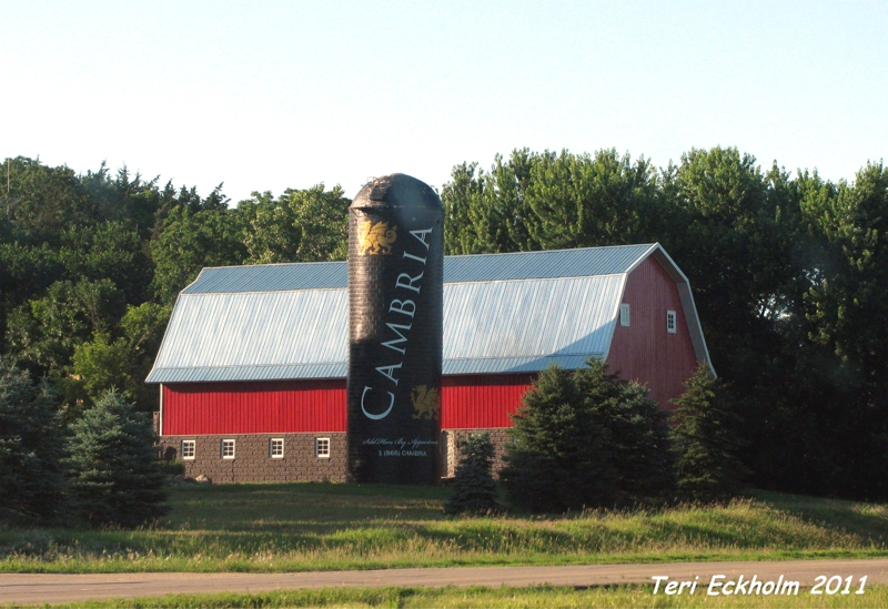 Minnesota Acreage Barn by Teri Eckholm REALTOR