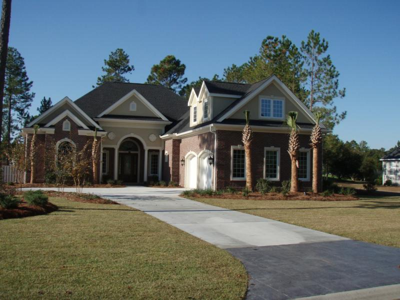 The hatteras golf course model home for sale legends for Hatteras homes
