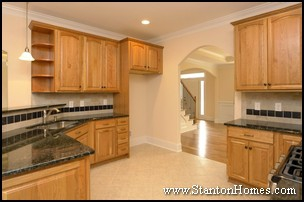 Kitchen Cabinet Ideas | New Home Kitchen Design | Kitchen Cabinet Trends 2011