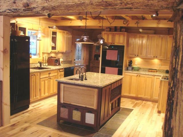 Beautiful Log Home Rocky Mount Va