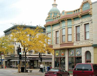 the magnificent city of waukesha wisconsin famous for very many