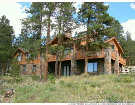 Keystone colorado homes for sale keystone ranch for Keystone colorado cabins