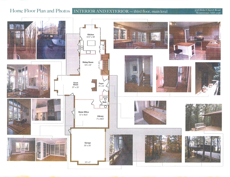 Bixler Church FLoor Plans HomeRome 410-530-2400