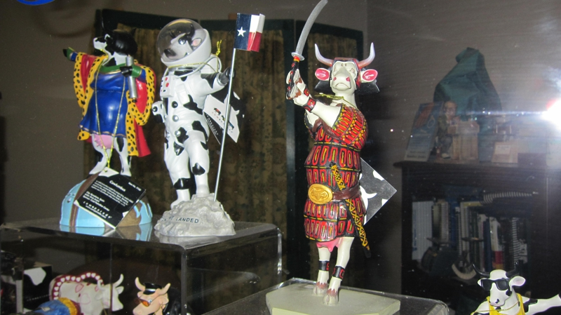 Big Cow Astronaut, Little Cow Astronaut -- By Your Houston ...