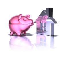 Save for retirement by paying off your home