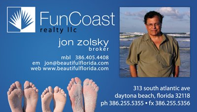 image of Jon Zolsky, FunCoast Realty