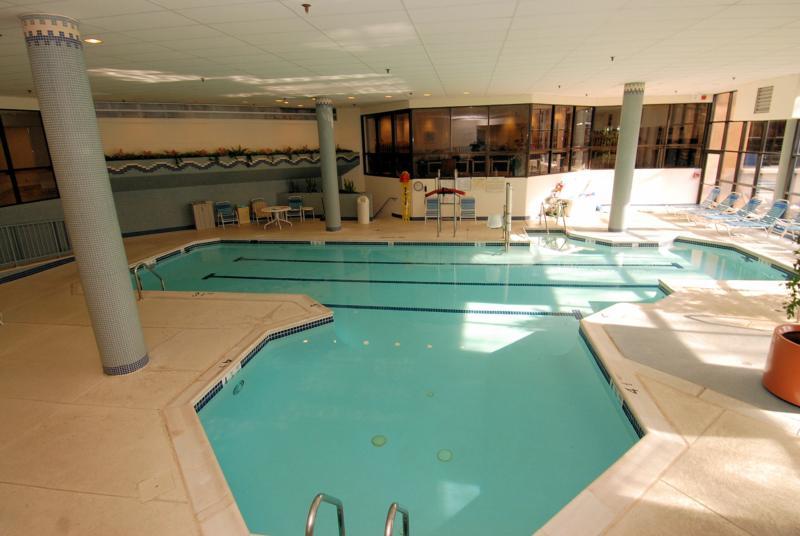 indoor pool Montebello