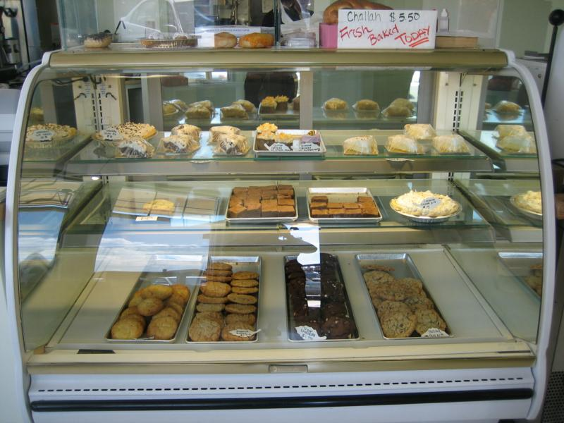 Bakery Case - Bravo Cafe & Bakery