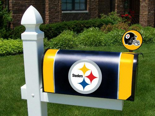 Steelers Mailbox