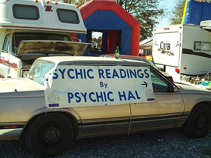 Psychic Readings by Psychic Hal