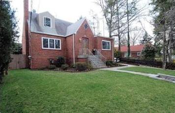 Sylvester Stallone Childhood house in Silver Spring Md