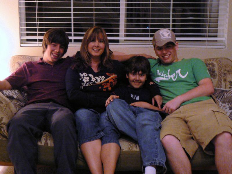 The Andersohn Family