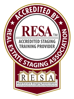 did you know the real estate staging association resa accredits home staging training schools. Black Bedroom Furniture Sets. Home Design Ideas