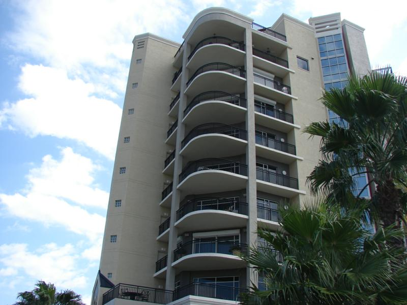 The Garrison Condo Channelside/Harbour Island Tampa Florida