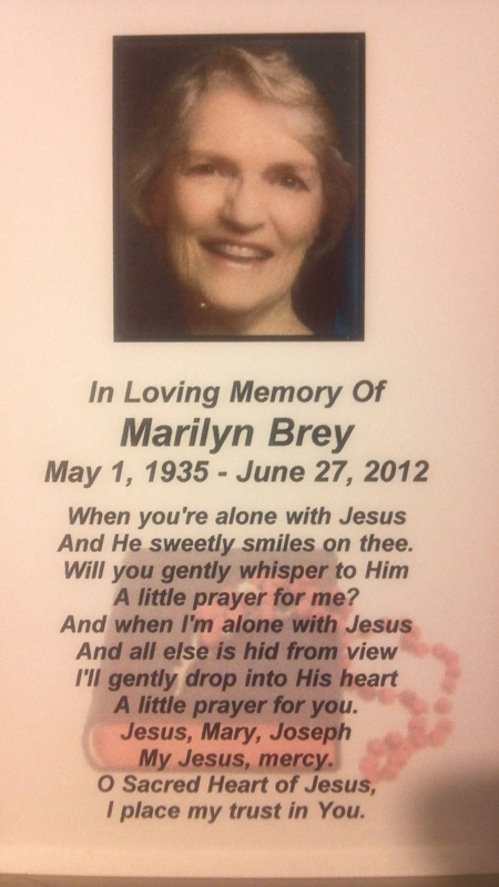 mrs brey