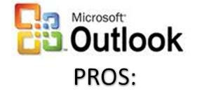 Outlook Pros