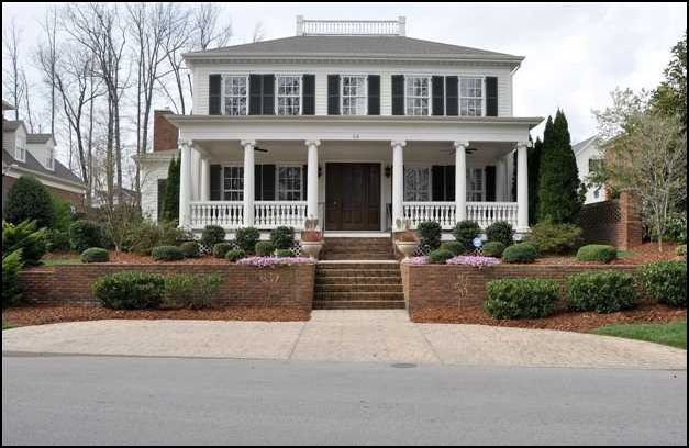 Madison al huntsville al neighborhoods the ledges for Home builders in north alabama