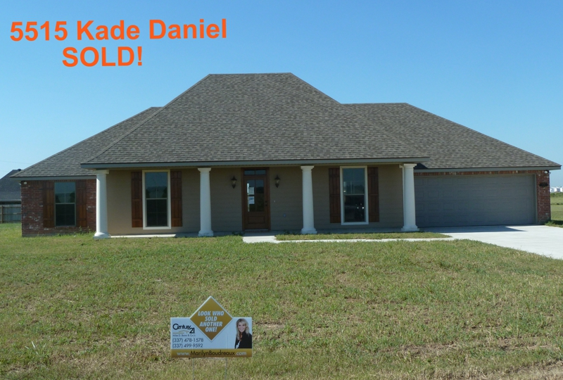 5515 Kade Daniel Sold in Iowa LA