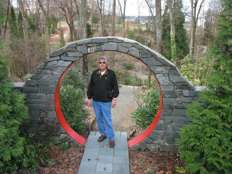 Elegant UNCC Botanical Gardens