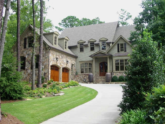 Luxury homes and condos for rent in atlanta ga for New houses in georgia