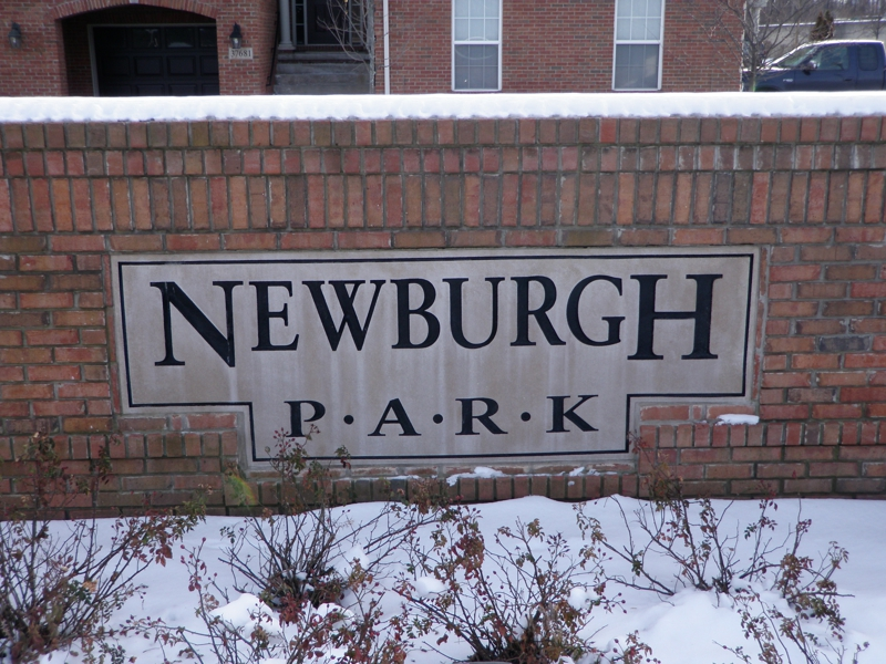 Newburgh Park Livonia Michigan