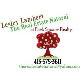 Lesley Lambert, The Real Estate Natural 413-575-3611