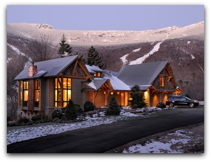 HGTV Dream Home In Stowe, Vermont