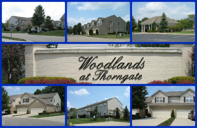 The Woodlands at Thorngate community of Mason Ohio 45040